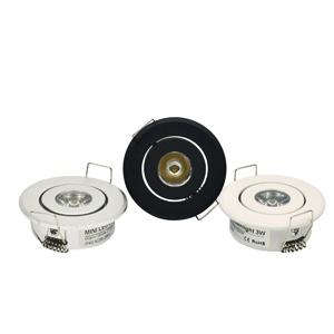 ดาวน์ไลท์ LED ขนาดเล็ก MINI 3W